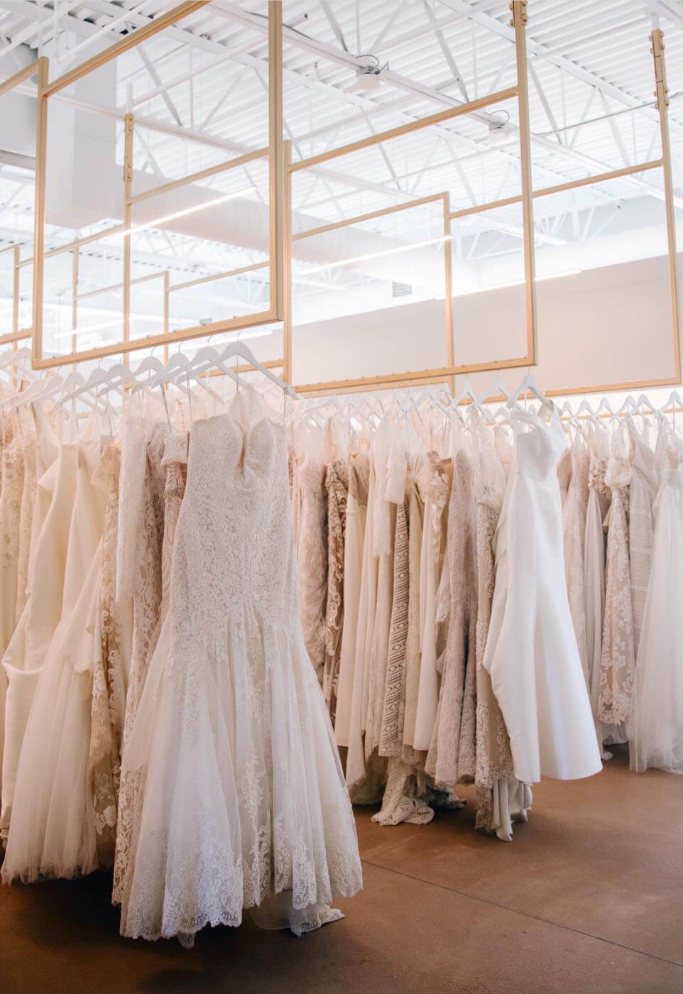 Photo of Bliss Bridal Showroom interior